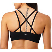 NUX Women's New Strappy Sports Bra