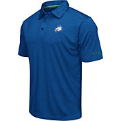 Colosseum Men's Florida Gulf Coast Eagles Cobalt Blue Axis Polo