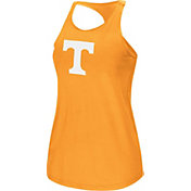 Colosseum Women's Tennessee Volunteers Tennessee Orange Mesh Tank