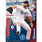 Fathead Los Angeles Dodgers Clayton Kershaw Teammate Wall Decal