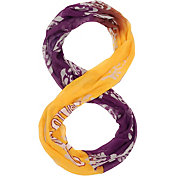 Forever Collectibles LSU Tigers Gradient Infinity Scarf