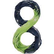 Forever Collectibles Seattle Seahawks Gradient Infinity Scarf