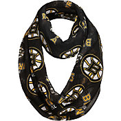 FOCO Boston Bruins Peak Infinity Scarf