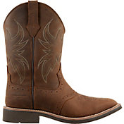 Field & Stream Men's Square Toe Western Boots