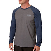 Field & Stream Men's Deep Runner Long Sleeve Raglan Tee