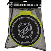 Franklin NHL Knock-Out Hockey Shooting Targets - 4 Pack