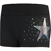 GK Elite Youth Sequinz Star Shorts