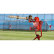 Heater Deuce 75 Pitching Machine w/ Xtender 36' Batting Cage