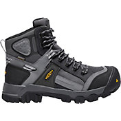 KEEN Men's Davenport 6'' 400g Waterproof Composite Toe Work Boots