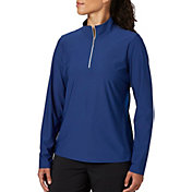 Lady Hagen Women's UV Long Sleeve Golf 1/4-Zip