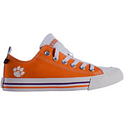 Skicks Clemson Tigers Low Top Sneaker