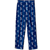 Majestic Youth Los Angeles Dodgers Team Logo Pajama Pants