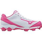 Mizuno Kids' 9-Spike Advanced Finch Franchise 7 Softball Cleats