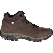 Merrell Men's Moab Adventure Mid Waterproof Hiking Boots