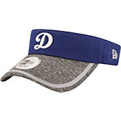 New Era Men's Los Angeles Dodgers Tinted Trim Adjustable Visor