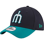 New Era Men's Seattle Mariners 39Thirty PROLIGHT Batting Practice Stretch Fit Hat