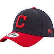 New Era Men's Cleveland Indians 39Thirty Change Up Redux Stretch Fit Hat