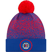 New Era Men's Los Angeles Clippers On-Court Knit Hat