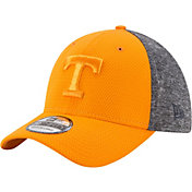 New Era Men's Tennessee Volunteers Grey Fierce Fill 39Thirty Stretch Fit Hat