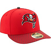 New Era Men's Tampa Bay Buccaneers Sideline 2017 On-Field 59Fifty Fitted Hat