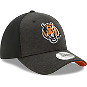 New Era Men's Cincinnati Bengals Shadow 39Thirty Stretch Fit Hat