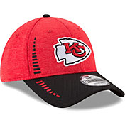 New Era Men's Kansas City Chiefs Speed Tech 9Forty Adjustable Hat