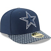 New Era Men's Dallas Cowboys Sideline 2017 On-Field 59Fifty Fitted Hat