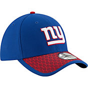 New Era Men's New York Giants Sideline 2017 On-Field 39Thirty Flex Hat