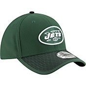 New Era Men's New York Jets Sideline 2017 On-Field 39Thirty Stretch Fit Hat