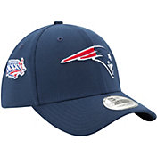 New Era Men's 5X Super Bowl LI Champions New England Patriots 39Thirty Flex Hat