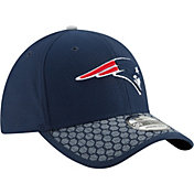 New Era Men's New England Patriots Sideline 2017 On-Field 39Thirty Flex Hat
