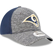 New Era Men's Los Angeles Rams Shadow Turn 9Forty Adjustable Hat