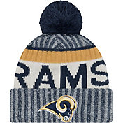 New Era Men's Los Angeles Rams Sideline 2017 Sport Knit