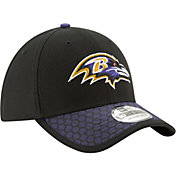 New Era Men's Baltimore Ravens Sideline 2017 On-Field 39Thirty Flex Hat
