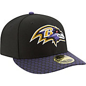 New Era Men's Baltimore Ravens Sideline 2017 On-Field 59Fifty Fitted Hat