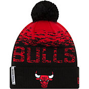 New Era Youth Chicago Bulls Knit Hat