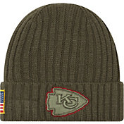 New Era Youth Kansas City Chiefs Salute to Service 2017 Knit Hat