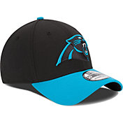 New Era Youth Carolina Panthers Junior Team Classic 39Thirty Flex Hat