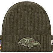New Era Youth Baltimore Ravens Salute to Service 2017 Knit Hat