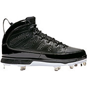 Jordan Men's IX Retro Mid Metal Baseball Cleats