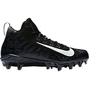 Nike Men's Alpha Menace Pro Snake Mid Football Cleats