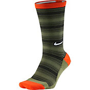 Nike Men's Elite Graphic Crew Golf Socks