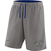 Nike Men's New York Mets Performance Fleece Shorts
