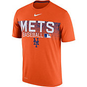 Nike Men's New York Mets Dri-FIT Authentic Collection Legend T-Shirt