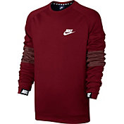 Nike Men's Sportswear Advance 15 Fleece Crewneck Sweatshirt
