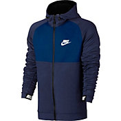 Nike Men's Sportswear Advance 15 Full-Zip Fleece Hoodie
