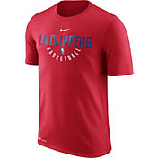 Nike Men's Los Angeles Clippers Dri-FIT Red Practice T-Shirt