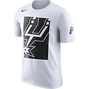 Nike Men's San Antonio Spurs Dri-FIT White T-Shirt