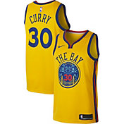 Nike Men's Golden State Warriors Steph Curry Dri-FIT City Edition Swingman Jersey