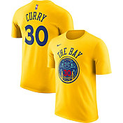 Nike Men's Golden State Warriors Steph Curry Dri-FIT City Edition T-Shirt